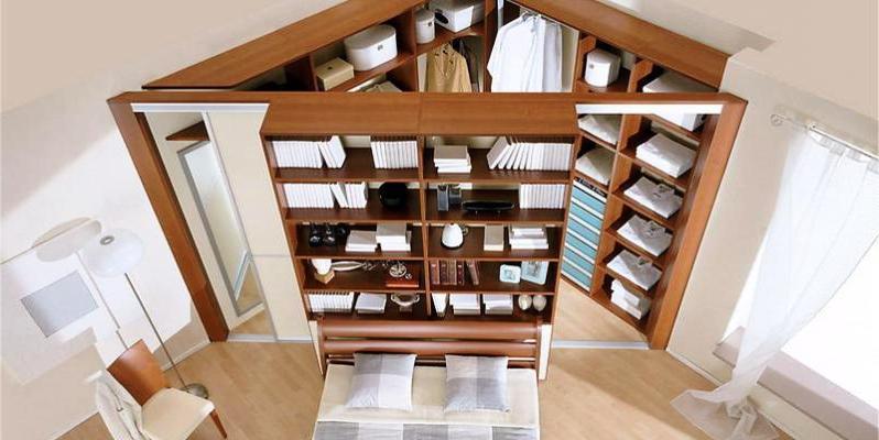 Наполнение для шкафов-купе и гардеробных